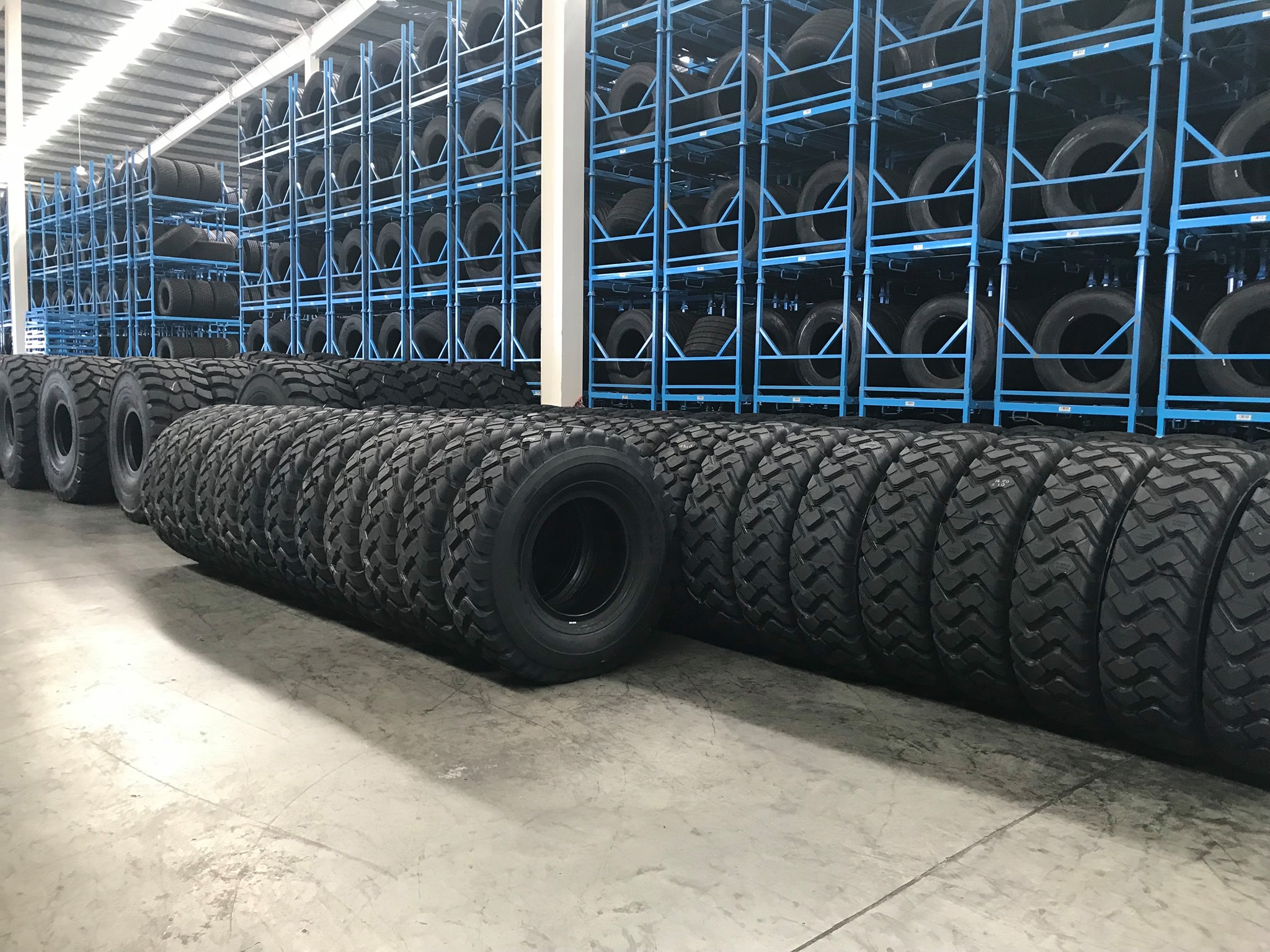 Double Coin warehouse tires